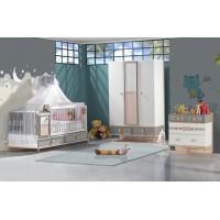 Bebek Odası Mobilya ve Eşyaları